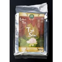 蓮茶 (蓮花茶) 茶葉タイプ 100g 【KUKU】 / KUKU、ベトナム料理、ベトナム、蓮茶、茶...