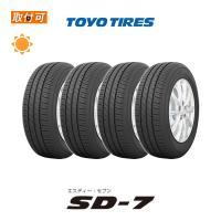 トーヨータイヤ TOYO SD7 195/65R15 91H サマータイヤ 4本セット