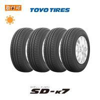 トーヨータイヤ TOYO SDK7 165/55R15 75V サマータイヤ 4本セット