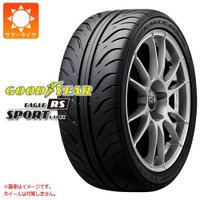GOODYEAR EAGLE RS Sport S-SPEC 新品サマータイヤ1本の価格です。 ※ホ...