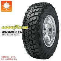 GOODYEAR WRANGLER MT/R With Kevlar 新品サマータイヤ1本の価格です...