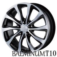 ●メーカー名:BRIDGESTONE/ブリヂストン ●ホイール名:BALMINUM T10/バルミナ...