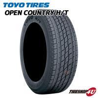 【商品名】 TOYO TIRES OPEN COUNTRY HT 275/55R20 117S  【...