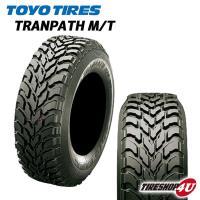 【商品名】 TOYO TRANPATH M/T 195R16 104Q  【商品スペック】  ・夏用...