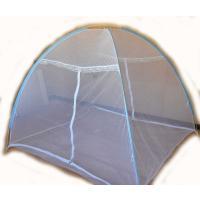 ■商品情報■自立式の蚊帳 ワンタッチで開く、折りたたみ式で設置は簡単 収納ケース付き  底にもネット...