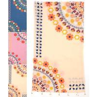 ◆商品について **SPRING&SUMMER**  小さなお花柄があつまった丸い模様がキュ...