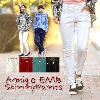 ◆商品について 3サイズ、S M Lのスキニーパンツがついに登場しました!色も合わせやすい色と、ワン...