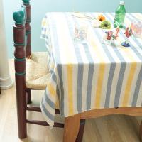 ◆商品について  爽やかでやさしい色合い、シンプルストライプのマルチカバー! 綿100%で薄手の生地...
