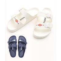 ◆商品について 足裏の形にフィットするように作られた、フッドベッドデザインのサンダルです。環境に優し...