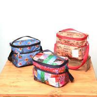 ◆商品について   内側にアルミを施した簡易保冷バッグが入荷!! 毎日のお弁当やお飲み物を持ち運ぶの...