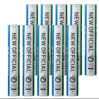 YONEX ヨネックス ニューオフィシャルシャトル F-80 1箱(10本・120球入り)