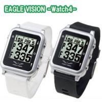 ゴルフナビ 腕時計型 イーグルビジョン ウォッチ 4 EV-717 GPSナビ 朝日ゴルフ