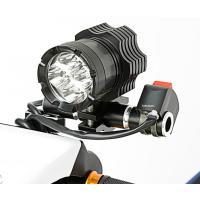 電圧:12V 発光色:ホワイト 適用車種:汎用、すべてのバイクに適合します。 材質:アルミ 特長:4...