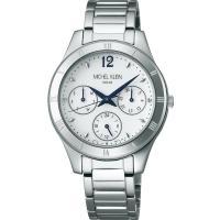 【正規品】 MICHEL KLEIN 【ミッシェルクラン】 AVCD031 ソーラー 【腕時計】