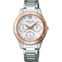 【正規品】 MICHEL KLEIN 【ミッシェルクラン】 AVCD033 ソーラー 【腕時計】