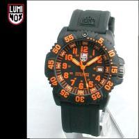 ルミノックスLUMINOX ネイビーシールズNo.3059オレンジカラーマークシリーズ(2007年バ...
