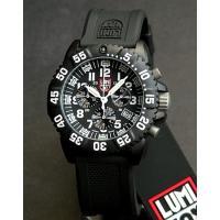 ルミノックス LUMINOX ミリタリー カラーマークシリーズ メンズ 腕時計 ホワイトxブラック ...