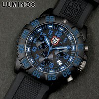 ルミノックス LUMINOX 【Navy SEALs Colormark Chronograph】ネ...