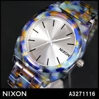 ニクソン NIXON タイムテラー 腕時計 メンズ レディース ユニセックス ウィーターカラー アセ...
