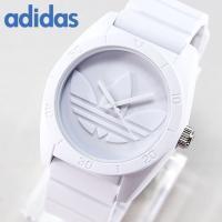 アディダス adidas サンティアゴ ADH6166 ホワイト メンズ レディース ユニセックス ...