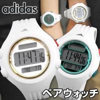 アディダス adidas ADP3230 ADP3141 ホワイト グリーン メンズ レディース腕時...