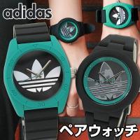 adidas アディダス ADH3106 ADH3109 ペアウォッチ メンズ レディース 腕時計 ...