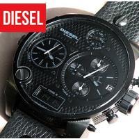 DIESEL ディーゼル メンズ 腕時計 ディーゼル DIESEL 革ベルト ミスターダディ  存在...