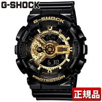CASIO カシオ G-SHOCK Gショック GA-110GB-1AJF 国内正規品 Black ...