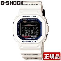 G-SHOCKの中でもコンパクト・薄型で装着性の高いGWX-5600をベースモデルに採用。サーファー...