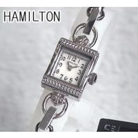 ハミルトン HAMILTON 腕時計  ヴィンテージ レディース AMERICAN CLASSIC ...