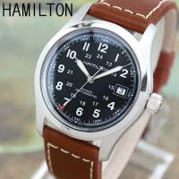 ■ 主な仕様 ■ ●ブランド:HAMILTON ハミルトン ●駆動方式:機械式(自動巻き) ●防水性...