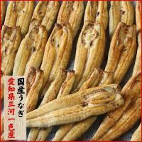 愛知県三河一色産鰻 保存方法:冷蔵で約5日 内容量:120g〜