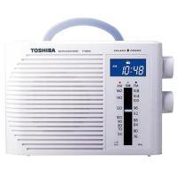 東芝 TY-BR30F-W(ホワイト) 防水クロックラジオ