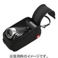 ■お手持ちのバッグに入れてもかさばらない、インナータイプのデジタルビデオカメラケースです。■開口部を...