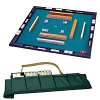 ジャンクマット牌セット 麻雀マットJUNK MAT  商品説明 持ち運びに便利な麻雀マットと、白い牌...