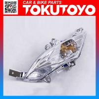 ホンダ DIO110(JF31) ポジション灯付き フロントウインカー (左) TOKUTOYO(トクトヨ)