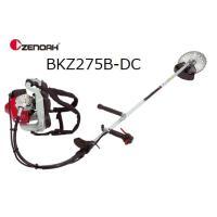 ゼノア背負式刈払機(草刈機)BKZ275B-DC バーハンドル966798526  始動性・加速性に...