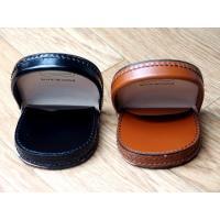 日本製 内装は上質な牛革製 使いやすい馬蹄型のコインケース サイズ:(約)たて7cm  よこ7cm ...