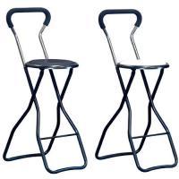 折り畳み椅子 カウンターチェア バーチェア ダイニングチェア  ソニックチェア ハイタイプ キッチン HSO-60 日本国産 送料無料