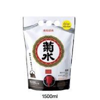 蔵出しの味と香りを、そのまま生詰密封! 菊水厳選の国産米を100%使用した、清酒本来のしっかりした旨...
