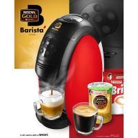 おウチやオフィスが楽しいカフェに!  とっても簡単な使い方で5種類のコーヒーメニューが選べる、フワフ...