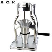 ROK Coffee Grinder(正規輸入品)  クラウドファンディングによって資金を調達して製...