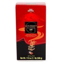 アラビカ、ロブスタ、カティモア、イクセルサの4種類の豆をブレンドしたスタンダードなレギュラー・コーヒ...