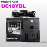 HiKOKI 日立工機 急速充電器 UC18YDL 14.4/18V(BSL)バッテリー対応 純正/新品/箱なし/取説なし  USB対応   UC18YSL3の後継機種