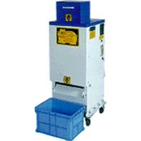 CG-380 あき缶圧縮機 防錆剤、潤滑剤、洗浄剤、離型剤などの使用済みのスプレー缶や飲料缶を   ...