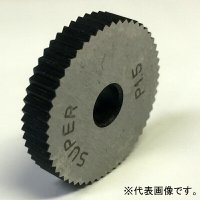 KNCD2110 切削ローレット駒(アヤ目) スーパーツール 【特長】加工生産性は転造式に比べ大幅に...