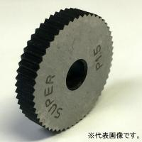 KNCD2506 切削ローレット駒(アヤ目) スーパーツール 【特長】加工生産性は転造式に比べ大幅に...