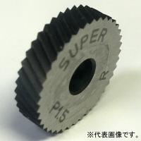 KNCF2106R 切削ローレット駒(平目) スーパーツール 【特長】加工生産性は転造式に比べ大幅に...