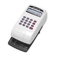 ニッポー FX-45CL 電子チェックライター 10桁印字 コードレスタイプ