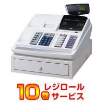 東芝テック レジスター MA-550-5 レジスター本体 【ホワイト】  ロール10巻サービス中! ...